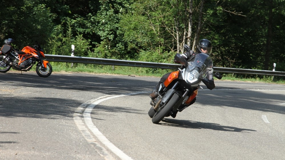 KTM motortraining